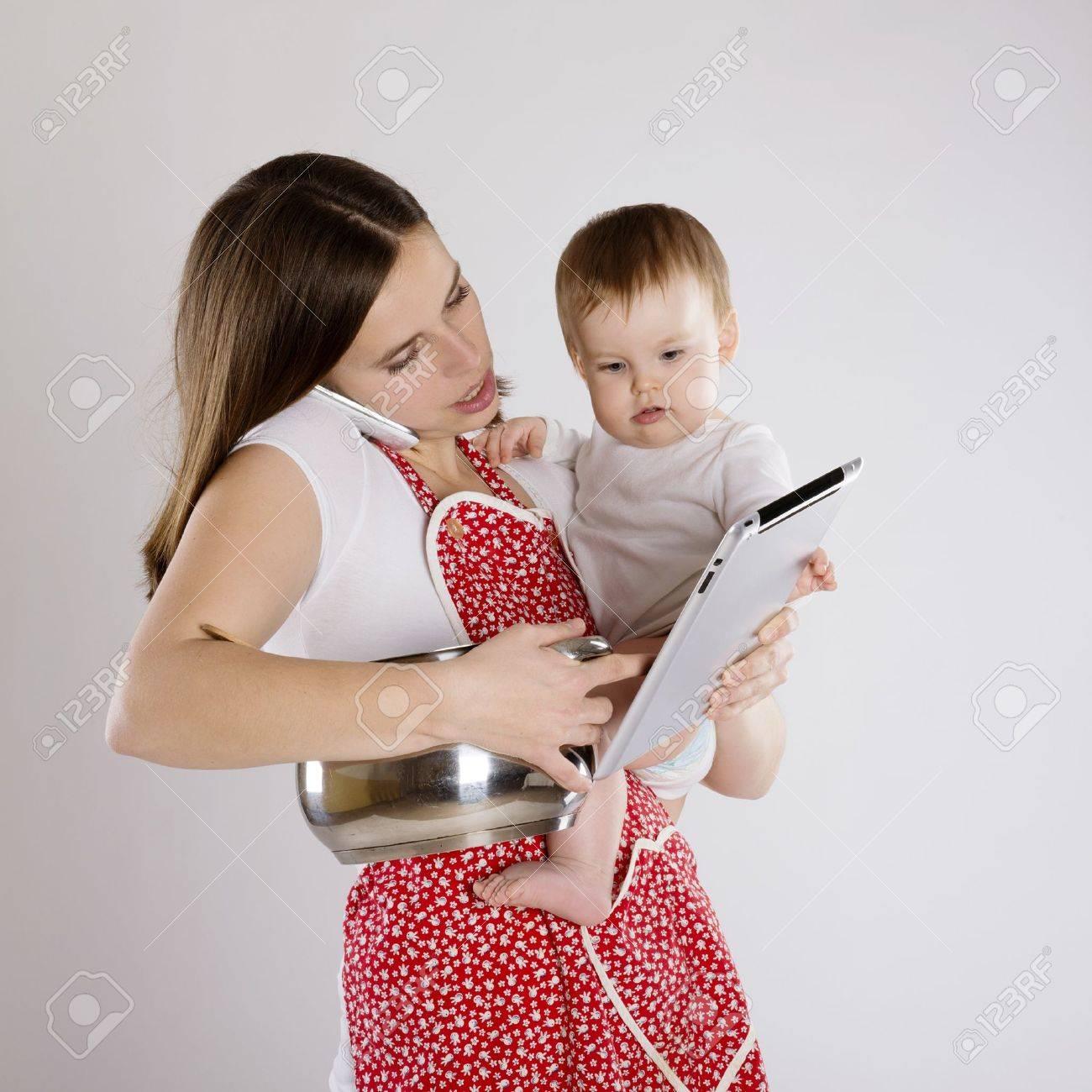 Consecuencias del uso del móvil en niños menores de 3 años